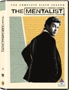 The Mentalist - Season 6 (DVD) Cover