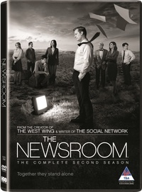 The Newsroom - Season 2 (DVD) - Cover