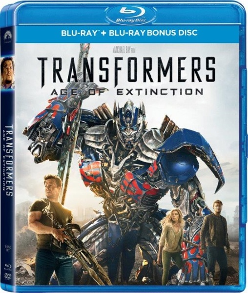 Transformers: Age Of Extinction (Blu-ray) - Movies & TV ...