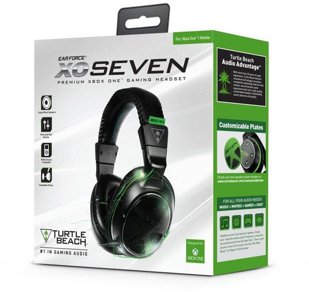 18eed3d34b9 Turtle Beach - Ear Force XO Seven (Xbox One) - Electronics Online | Raru