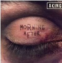 aKING - Morning After (CD) - Cover