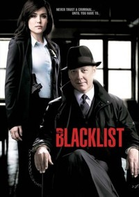 Blacklist: The Complete First Season (DVD) - Cover