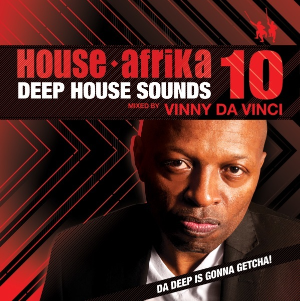 Various artist deep house sounds vol 10 mixed by vinny for Deep house covers