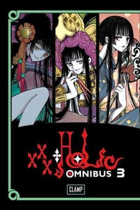 xxxHOLiC Omnibus Vol. 03 - Clamp (Paperback) - Cover