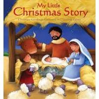 My Little Christmas Story - Christina Goodings (Paperback)