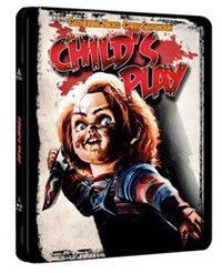 Child's Play (Blu-ray) - Cover