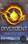 Divergent - Veronica Roth (Paperback) Cover
