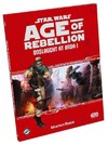 Star Wars Age of Rebellion RPG - Fantasy Flight Games (Hardcover)