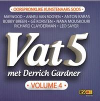 Various - Vat 5 Vol 4 (CD) - Cover