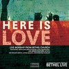 Bethel Music - Here Is Love (CD) Cover
