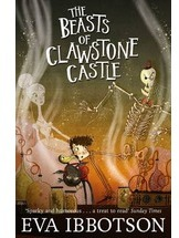 Beasts of Clawstone Castle - Eva Ibbotson (Paperback) - Cover