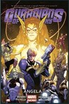 Guardians of the Galaxy Volume 2: Angela (Marvel Now) - Brian Michael Bendis (Paperback)