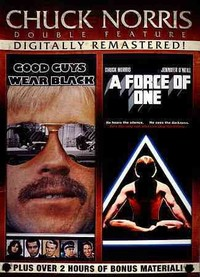 Good Guys Wear Black/Force of One (Region 1 DVD) - Cover