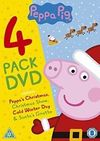 Peppa Pig: The Christmas Collection (DVD) Cover