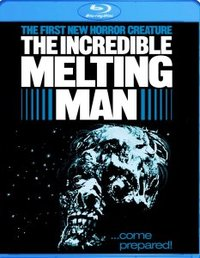 Incredible Melting Man (Blu-ray) - Cover