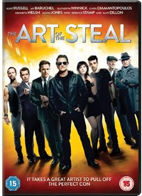 Art of the Steal (DVD) - Cover