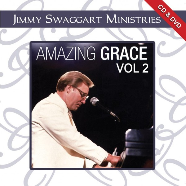 Jimmy Swaggart - Amazing Grace Vol 2 (CD + DVD)