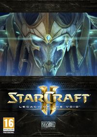 StarCraft II: Legacy of the Void (PC) - Cover