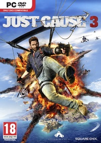 Just Cause 3 (PC) - Cover