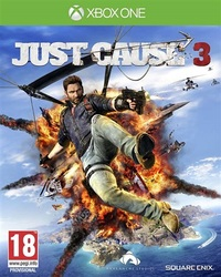 Just Cause 3 (Xbox One) - Cover