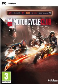 Motorcycle Club (PC) - Cover
