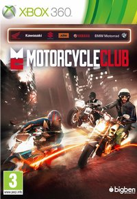 Motorcycle Club (Xbox 360) - Cover