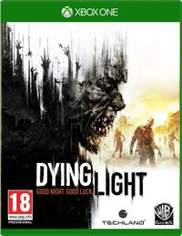 Dying Light (Xbox One) - Cover
