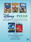 Ultimate Pixar Col Volume 3 Box Set - Toy Story 3, Ratatouille, Wall-E, Up, Cars Toon: Mater's Tall Tales (DVD) Cover