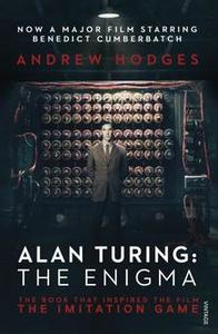 Alan Turing: the Enigma - Andrew Hodges (Paperback) - Cover