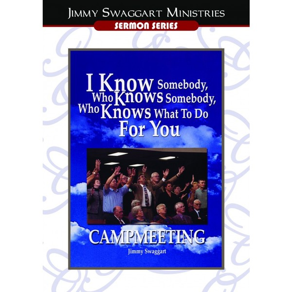 Jimmy Swaggart - I Know Somebody (DVD)