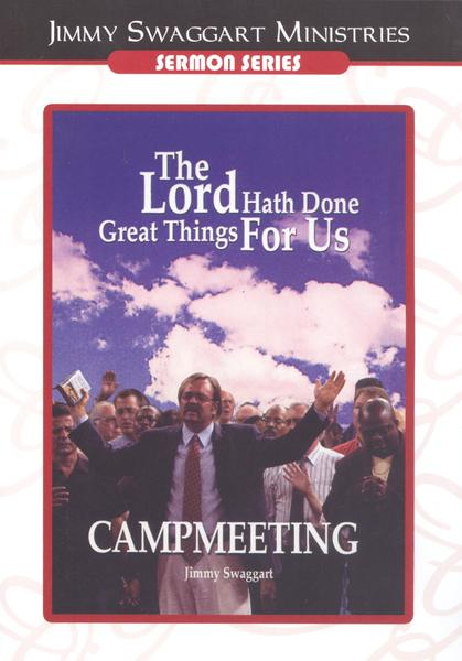 Jimmy Swaggart - The Lord Hath Done Great Things (DVD)