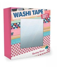 Washi Tape Gift Kit - Courtney Cerruti (Paperback) - Cover