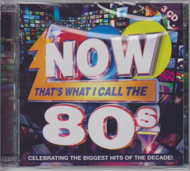 Various Artists - Now That's What I Call the 80's (CD)