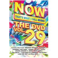 Various Artists - Now That's What I Call Music! the DVD Vol.29 (DVD)