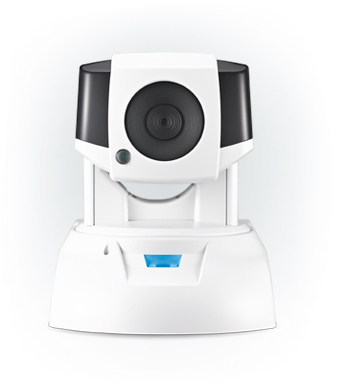 Compro Cloud Network Camera With IR Remote Control