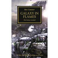 Galaxy in Flames - Ben Counter (Paperback)