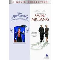 Saving Mr Banks/Mary Poppins (DVD)