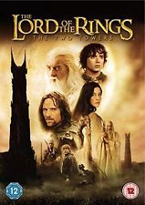 Lord of the Rings: The Two Towers (DVD) - Cover