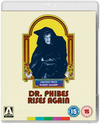 Dr. Phibes Rises Again (Blu-ray)