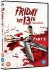 Friday The 13th - Part 5 - A New Beginning (DVD) Cover