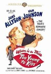 Too Young to Kiss (Region 1 DVD)