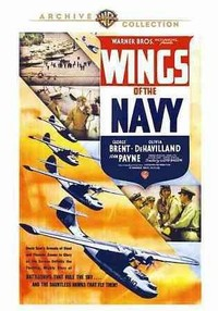 Wings of the Navy (Region 1 DVD) - Cover