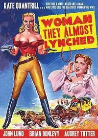 Woman They Almost Lynched (Region 1 DVD) - Cover