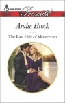 The Last Heir of Monterrato - Andie Brock (Paperback)