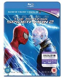 Amazing Spider-Man 2 (CD) - Cover
