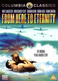 From Here to Eternity (DVD) - Cover
