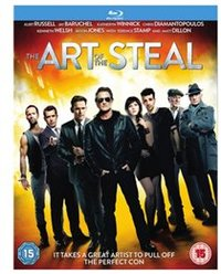 Art of the Steal (Blu-ray) - Cover