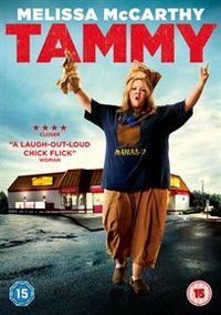 Tammy (DVD) - Cover