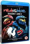 Red Vs. Blue: Season 1 and 2 (Blu-ray)