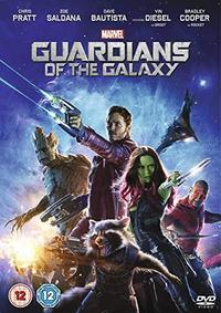 Marvel - Guardians of the Galaxy (DVD) - Cover